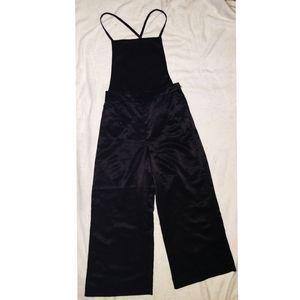H&M black overalls
